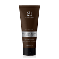 The Man Company Essencia Black Pepper and Bergamot Bodywash