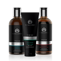The Man Company Charcoal Cleansing Trio