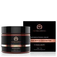 The Man Company Multani Mitti & Coco Butter Skin Brightening Cream