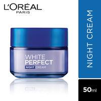 L'Oreal Paris White Perfect Night Cream