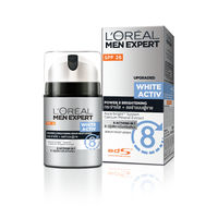 L'Oreal Paris Men Expert White Activ Power 8 Brightening Serum Moisturizer SPF 26