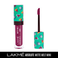Lakme Absolute Matte Melt Mini Liquid Lip Color - Magenta Rhythm