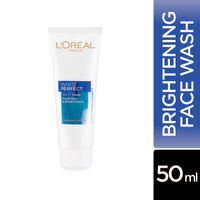 L'Oreal Paris White Perfect Facial Milky Foam