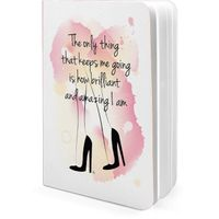 DailyObjects I Am Amazing A5 Notebook