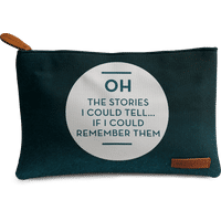 DailyObjects Oh The Stories Carry-All Pouch Medium