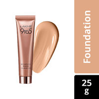 Lakme 9 To 5 Weightless Mousse Foundation - Nude Brown