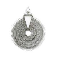 Ahilya Jewels Jaali Rawa Pendant
