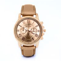 Joker & Witch Cara Beige Rosegold Watch