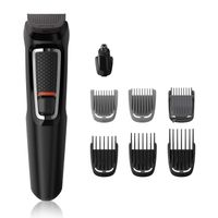 Philips 8-in-1 Multigrooming Kit for Face and Hair (MG3730/15)
