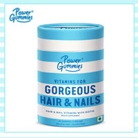 Power Gummies - Hair & Nails Vitamins With Biotin