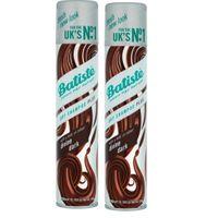 Batiste Dry Shampoo Plus Instant Hair Refresh Divine Dark For Deep Dark Brown Hair (Buy 1 Get 1 Free)