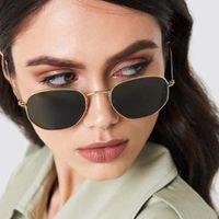 Ferosh Bold In Gold Black Sunglasses