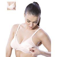 Floret Pack of 2 Full-Coverage Maternity Bras - White