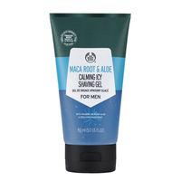 The Body Shop Maca Root & Aloe Calming Icy Shaving Gel