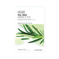 The Face Shop Real Nature Tea Tree Face Mask