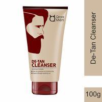 Qraa Men De-Tan Cleanser
