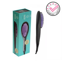 Dafni The Original Hair Straightening Ceramic Brush