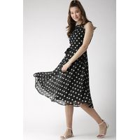 Twenty Dresses The Timeless Polka Flared Dress