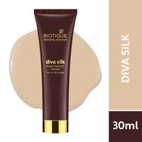 Biotique Natural Makeup Diva Silk Pore Perfect Primer