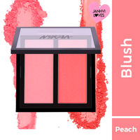 Nykaa Get Cheeky! Blush Duo palette - Malibu Barbie 03