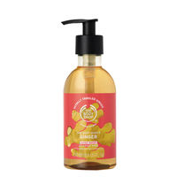 The Body Shop Special Edition Ginger Hand Wash