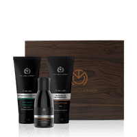 The Man Company Charcoal Face Care Trio Gift Set