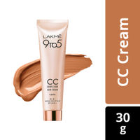 Lakme 9 to 5 Complexion Care CC Cream SPF 30 PA++ - Almond