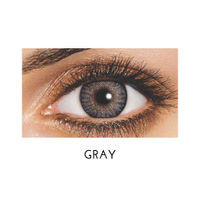 Freshlook 1 Day Color Contact Lenses 10 (Gray)