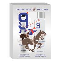 Beverly Hills Polo Club sport Deodorant spray And Shower Gel No.9 Gift Set