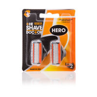 The Shave Doctor Hero Blade - Packs of 2