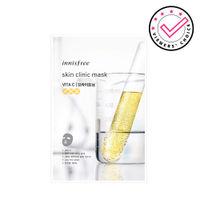 Innisfree Skin Clinic Sheet Mask - Vita C