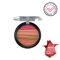 Lakme Absolute Illuminating Blush Shimmer Brick - In Pink