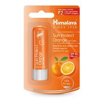 Himalaya Herbals Sun Protect Orange Lip Care SPF 30 PA+++