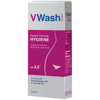Vwash Plus Expert Intimate Hygiene Wash PH3.5