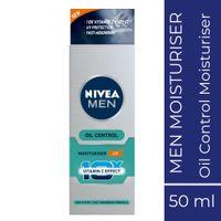 Nivea Men Moisturiser UV Oil Control Cream 10x Vitamin C Effect