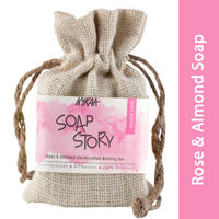 Nykaa Soap Story Handcrafted Bathing Bar