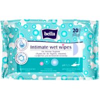 Bella Intimate Care Wet Wipes A20 Pocket-Pack