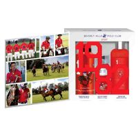Beverly Hills Polo Club Mens Deodorant, Shower Gel And Eau De Toilette No.1 Gift Set