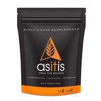 As-It-Is Nutrition Whey Protein Concentrate 80% Protein Unflavored