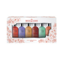 BRYAN AND CANDY Kit Heavenly Fragrances Of Shower Gel Collection (Pack of 6)