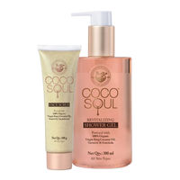 Coco Soul Revitalizing Shower Gel with Free Face Scrub