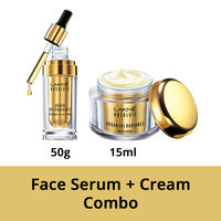 Lakme Absolute Argan Oil Radiance Overnight Oil-in-Serum Combo + Oil-in-Creme Combo