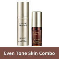 Lakme Absolute Ideal Tone Refinishing Day Creme SPF 50 + Night Concentrate Serum Combo