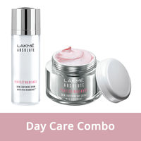 Lakme Absolute Perfect Radiance Skin Lightening Day Creme + Serum Combo