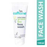 MCaffeine Naked Detox Green Tea Face Wash