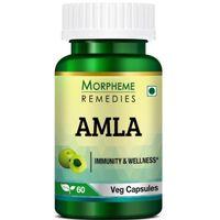 Morpheme Remedies Amla Capsules Immunity & Wellness