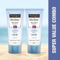 Neutrogena Ultra Sheer Super Value Combo