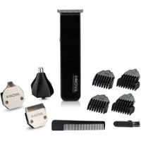 Nova NG 1060 Personal Groming Kit Trimmer For Men (Black)