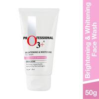 O3+ Dermal Zone Brightening & Whitening Face Wash
