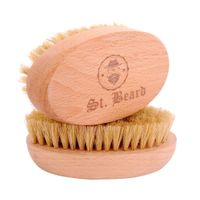 Saint Beard Brush Boar Bristle